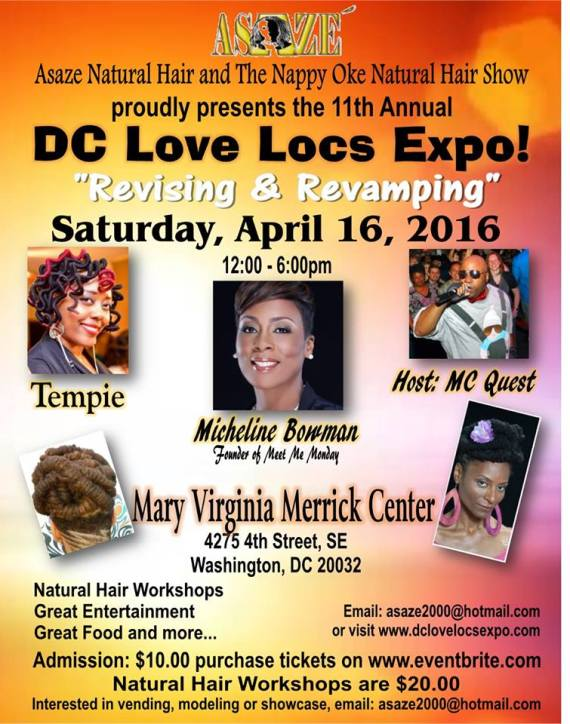 11th annual DC LOVE LOCS